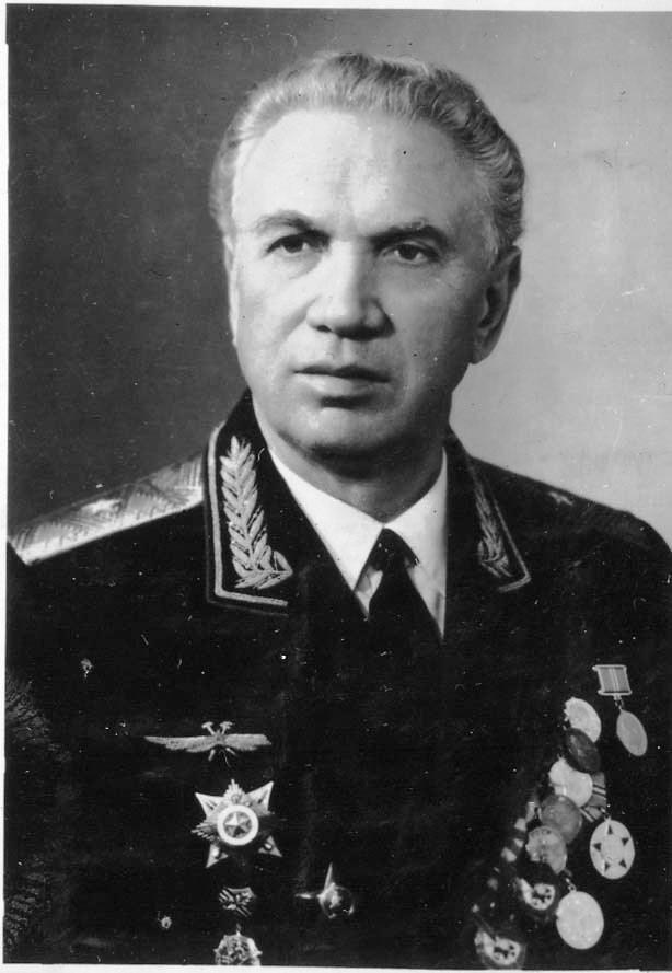 Генерал майор инженерно технической